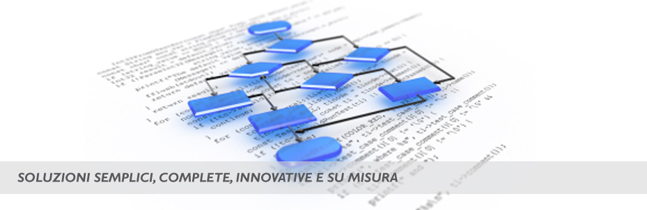 soluzioni software semplici, innovative, su misura